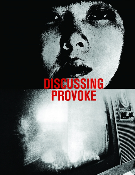 Colloque Provoke Paris Photo