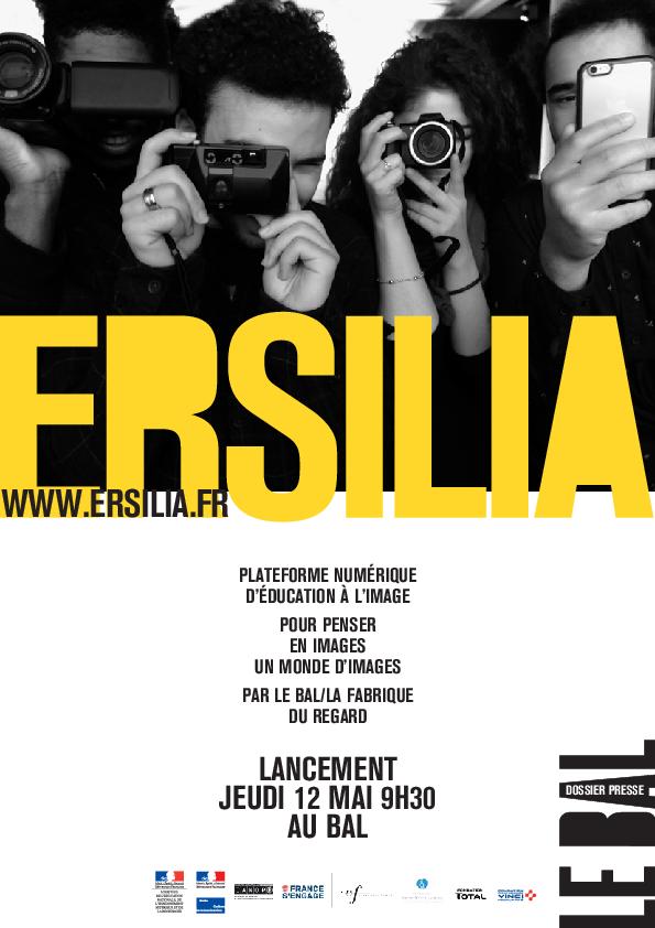 Dossier de presse ERSILIA
