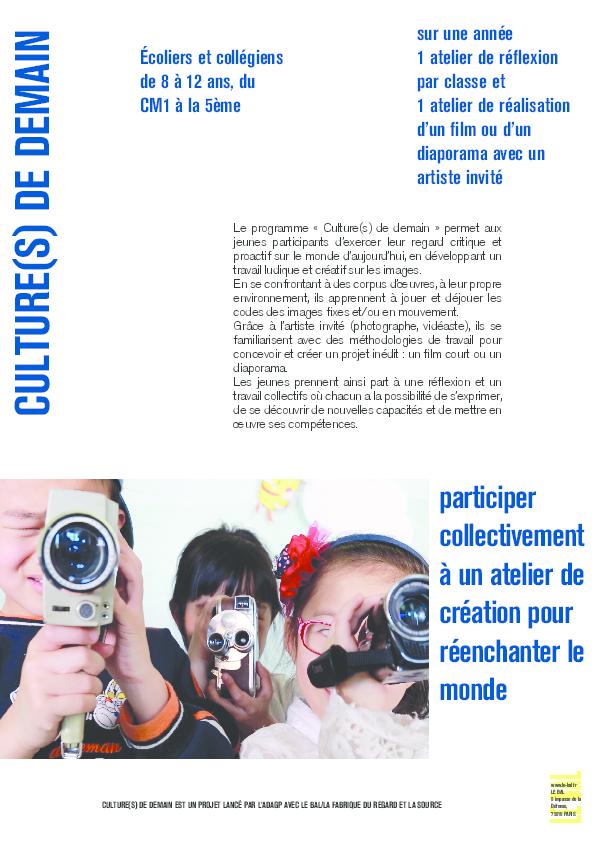 Culture(s) de Demain - Programme - 2017-2018.pdf